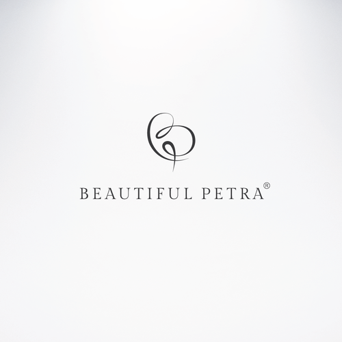 Ring design with the title 'Beautiful Petra'