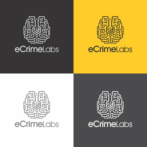 Crime logo with the title 'eCrimeLabs'
