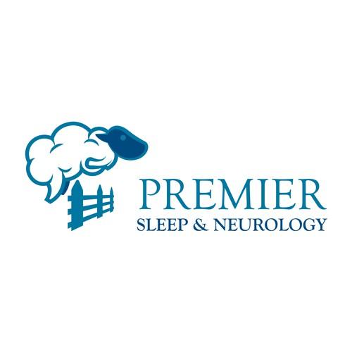 Neurologist logo with the title 'Logo original design'