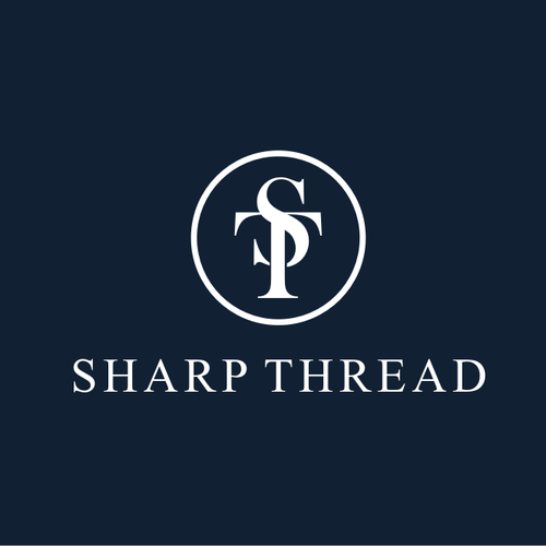 Thread logo with the title 'Sharp Thread'