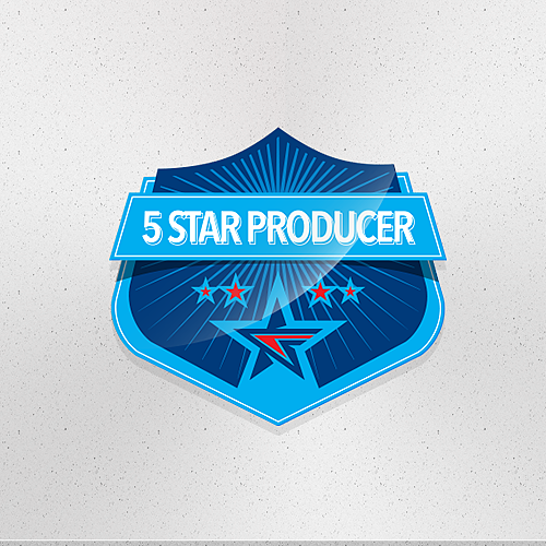 North Star logo with the title '5 Star Producer'