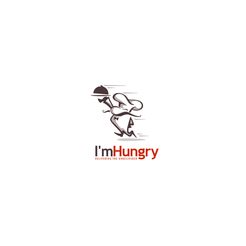 Chef design with the title 'I'm Hungry'