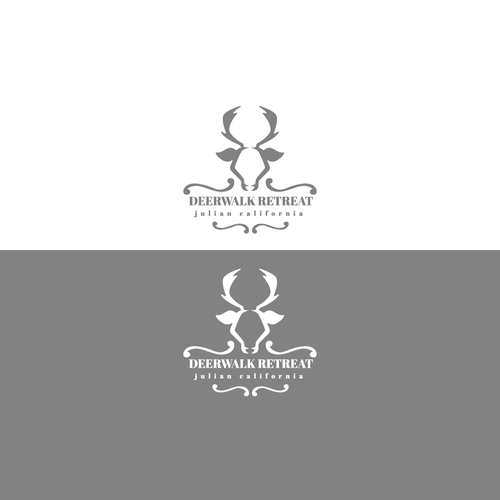 Cottage logo with the title 'Logo concept for cottage'