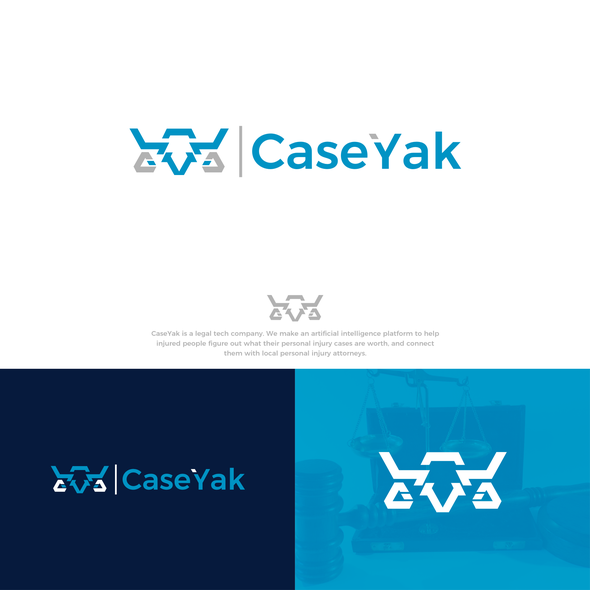 Yak logo with the title 'Yak'