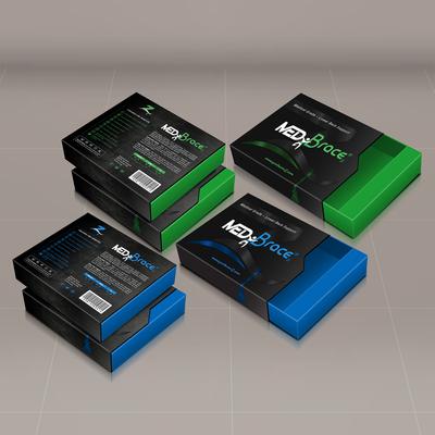 box package for Medibrace