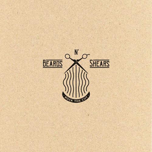 Beard brand with the title 'Beards N' Shears'