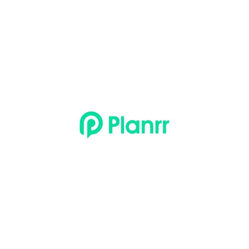 Communication logo with the title 'Planrr'