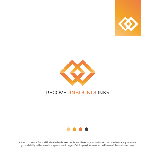 Link logo with the title 'RecoverInboundLinks.com'