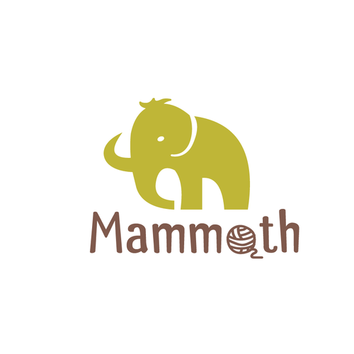 New logo with the title 'Mammoth'