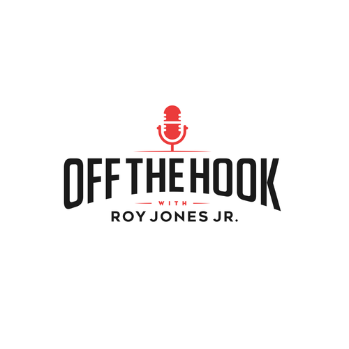 Wisdom design with the title 'Off the hook'