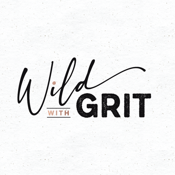 Tough logo with the title 'Wild with grit'