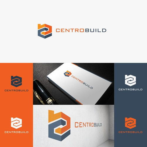 Strength design with the title 'CENTRO BUILD'