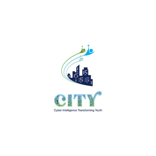 Transformation logo with the title 'CITY'