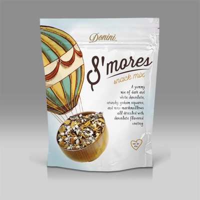 Package for S'mores Snack