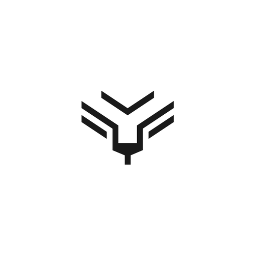 Y design with the title 'Create Logo for Online Fitness Apparel Company'