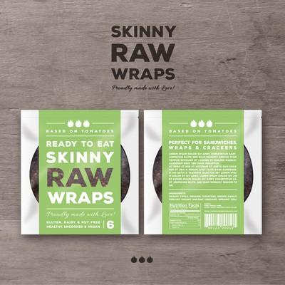 Skinny Raw Wraps