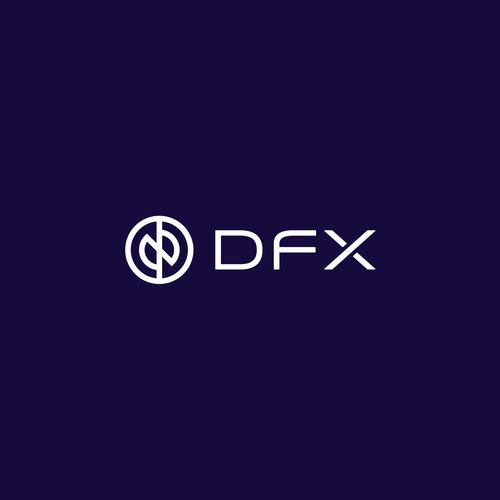 Design with the title 'DFX Logo'