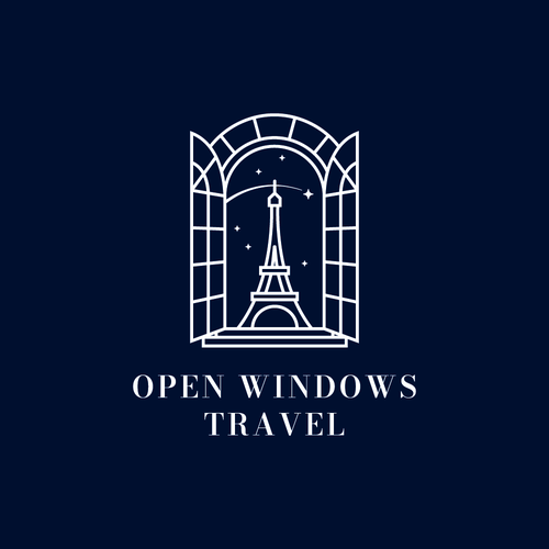 Europen logo with the title 'Open Windows Travel'