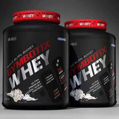 Gymbotix Whey Isolate