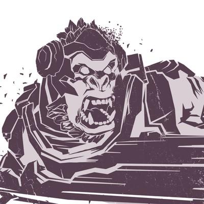 Winston, Overwatch