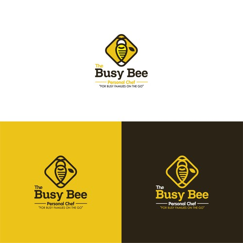 Personal brand with the title 'Busy Bee'