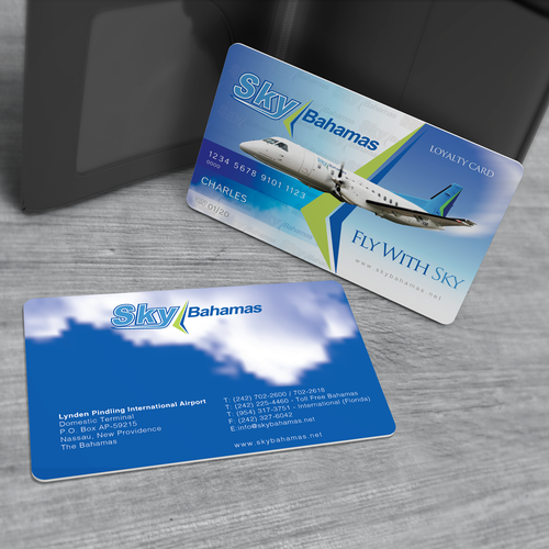 Customer design with the title 'Membership Cards for Customer Loyalty Program'