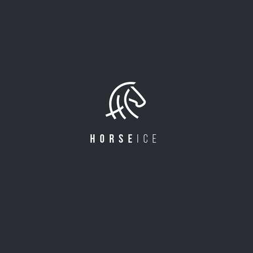 Horse brand with the title 'HorseIce'