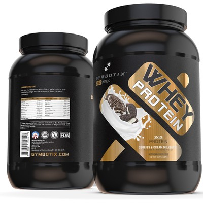 Whey Protein Design