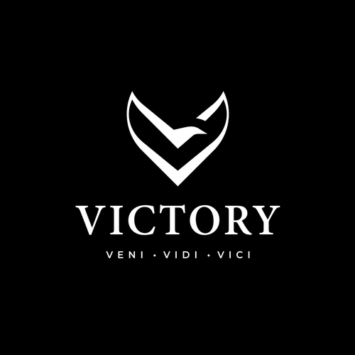 Blackbird logo with the title 'VICTORY'