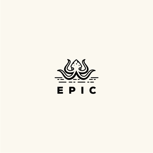 Kraken logo with the title 'EPIC'