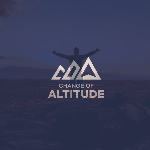 Success design with the title 'Change of Altitude'