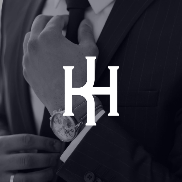 K brand with the title 'KH - Monogram'