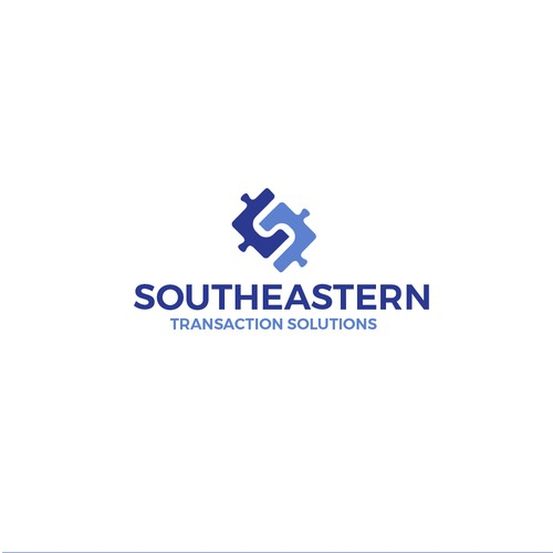 Puzzle logo with the title 'Southeastern Transaction Solutions'