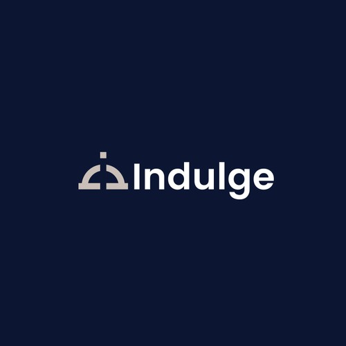 I logo with the title 'Indulge'