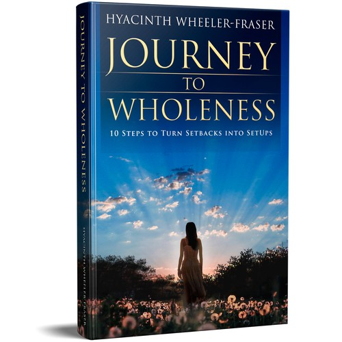 Path design with the title 'Journey to Wholeness'
