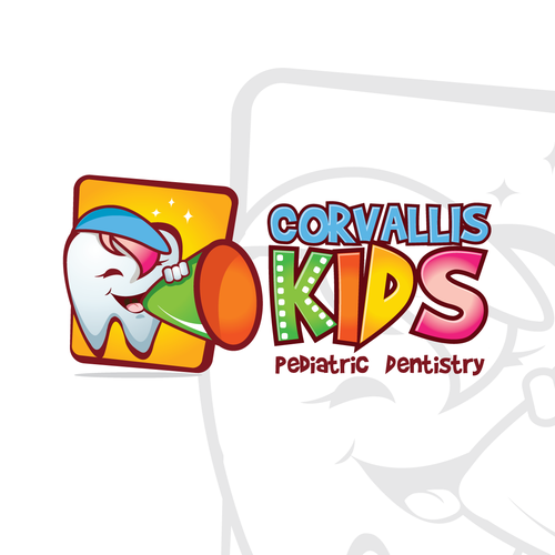 Pediatric logo with the title 'Director Tooth'