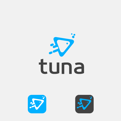 Tuna design with the title 'tuna'