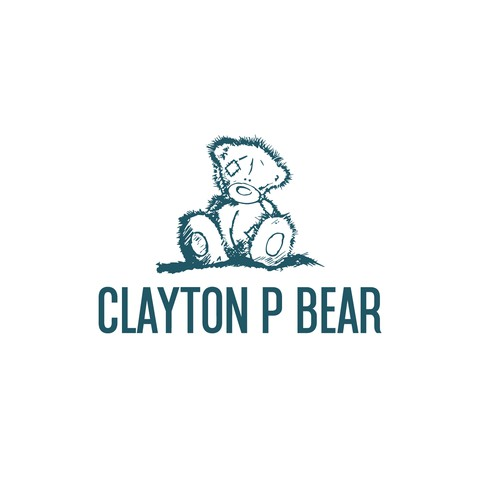 Clay logo with the title 'Logo for Clayton P Bear'