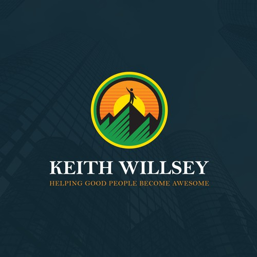 Community design with the title 'Keith Willsey'