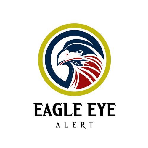 Alert logo with the title 'EAGLE EYE ALERT'