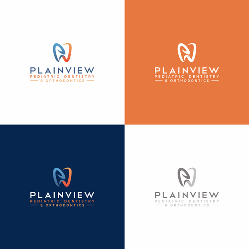 Mature logo with the title 'Modern Logo For Plainview'