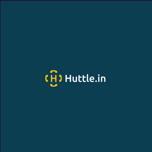 Call design with the title 'huttle.in needs new logo'