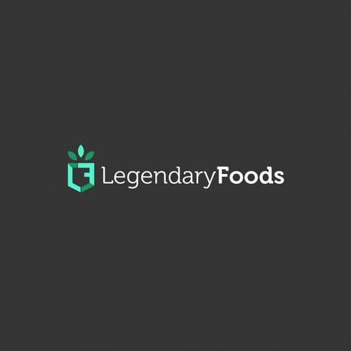 Snack logo with the title 'Logo Design for Food Store'