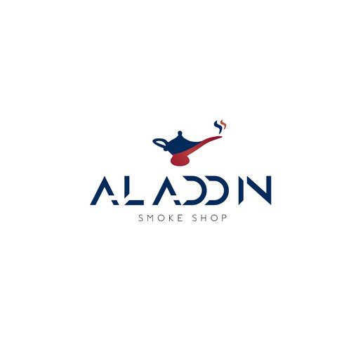 Wholesale logo with the title 'Smoke shop'