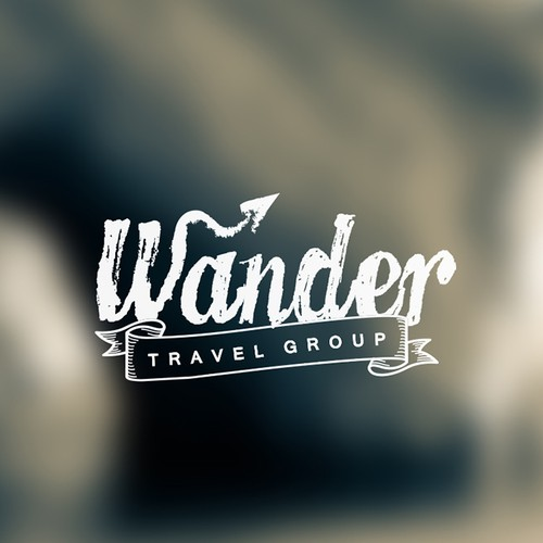 Vacation logo with the title 'WANDER | B O S S ™'