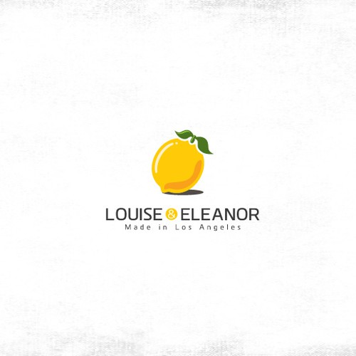 Teenager logo with the title 'Louise and Eleanor'
