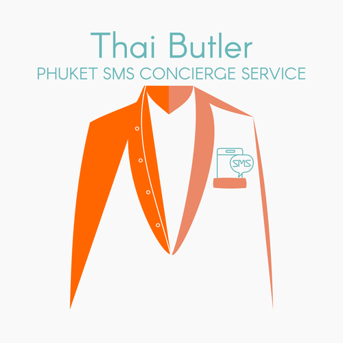 Butler logo with the title 'Thai Butler Design #5'