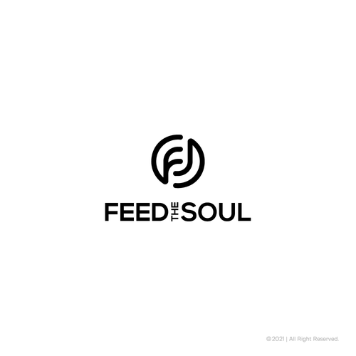 Holistic brand with the title 'Feed The Soul'
