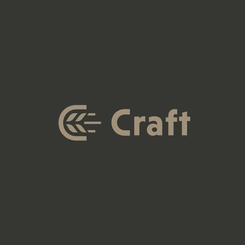 Store design with the title 'Craft Beer'