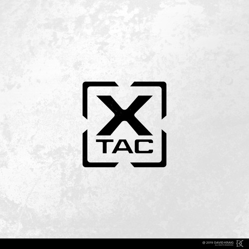 X logo with the title 'XTAC'